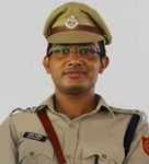 Alok Rajoria, IPS, SP, Purba Medinipur